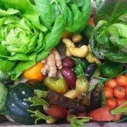 Local, Organic Veggie Box