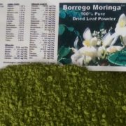 Borrego Moringa Dried Leaf Powder