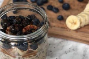 Overnight Oats Recipe, by Leslie Bobo
