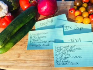 Back to school eating tips for parents