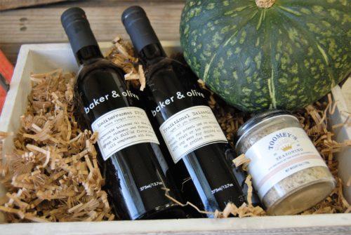 Olive Oil Gift Basket