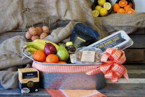 Fruit & Gift Basket
