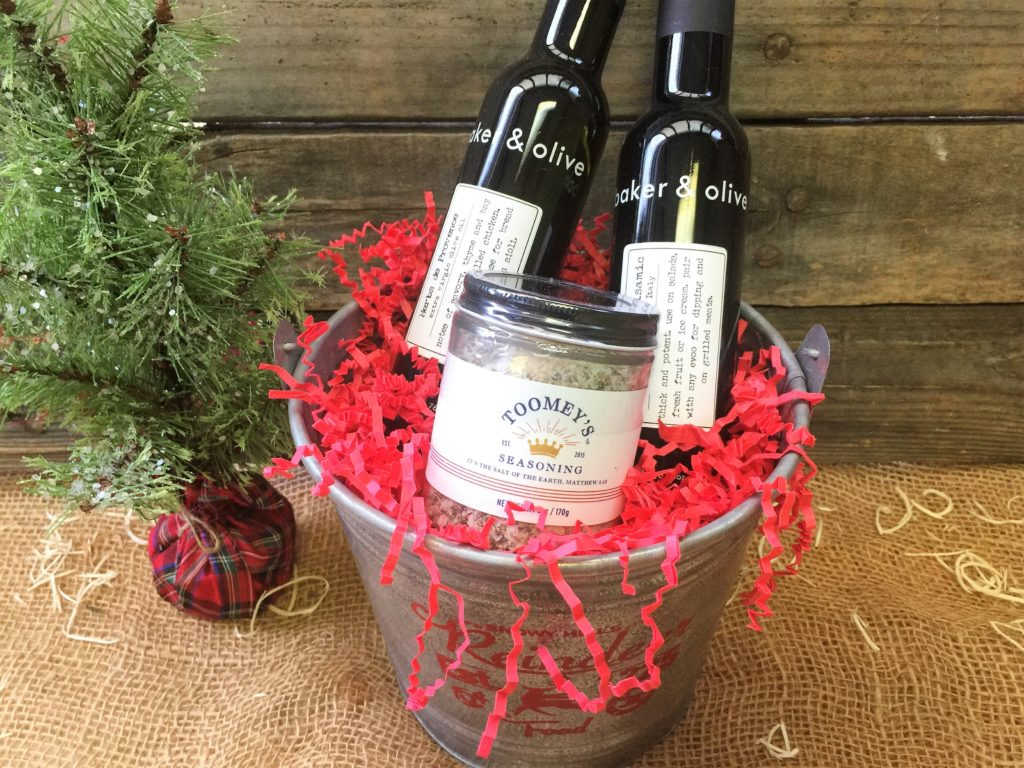Article: Local San Diego gift baskets and other holiday gifts