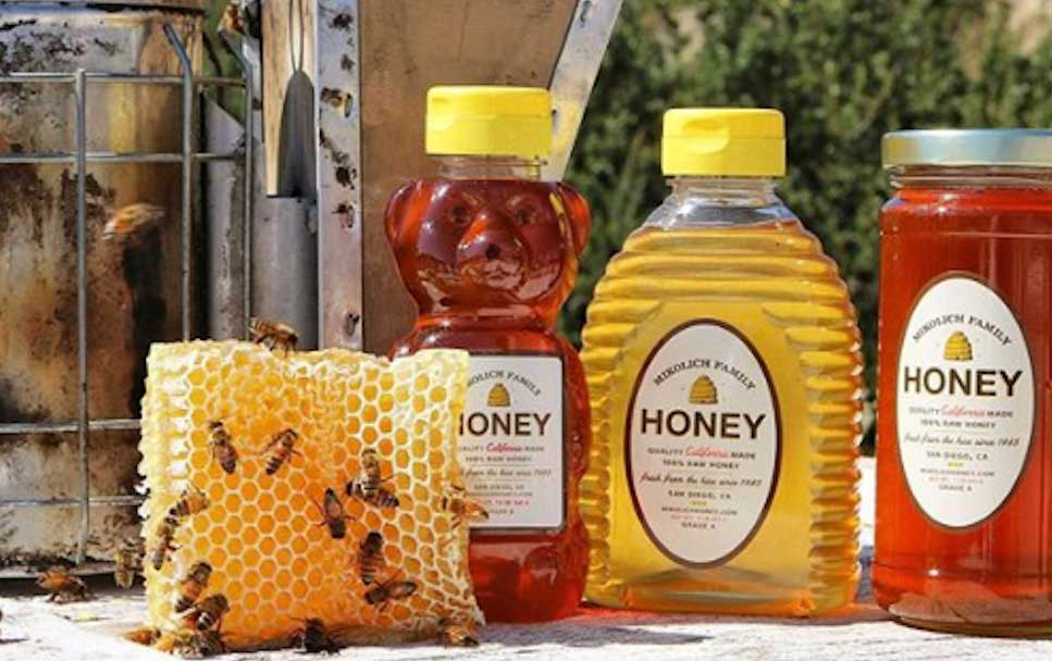 Where to Find San Diego's Best Local Honey