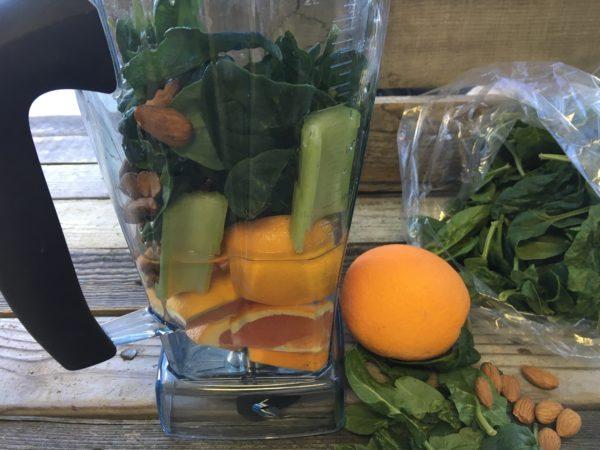 green juice smoothie ingredients