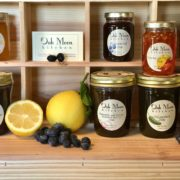 Oak Moon Kitchen Jams & Marmalades