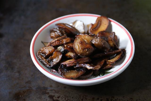 Caramelized Mushrooms