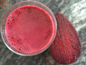Red Beet Energy Juice